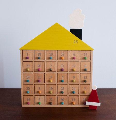 Kids Shop Merci Milo Apartment 31 Advent Calendar Toy