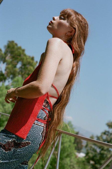 Super Yaya Ana Top - Red