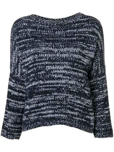 A.P.C. Sigrund Sweater - Dark Navy