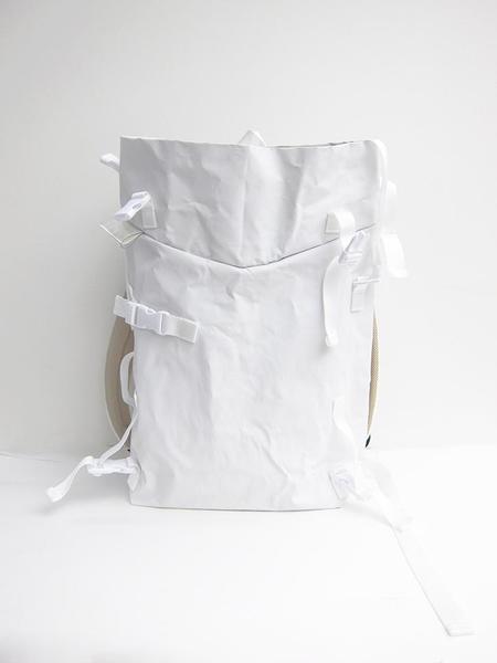 Macromauro Kaos Backpack - White