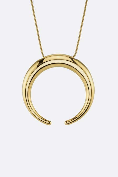 Gabriela Artigas Medium Endless Chain Necklace