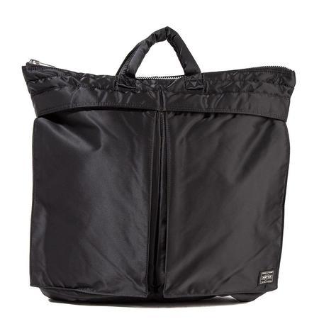 Porter Tanker Helmet Bag - Black