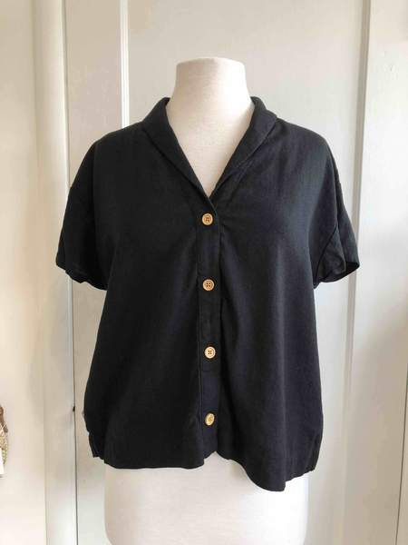 Hygge Amalfi Top - Black