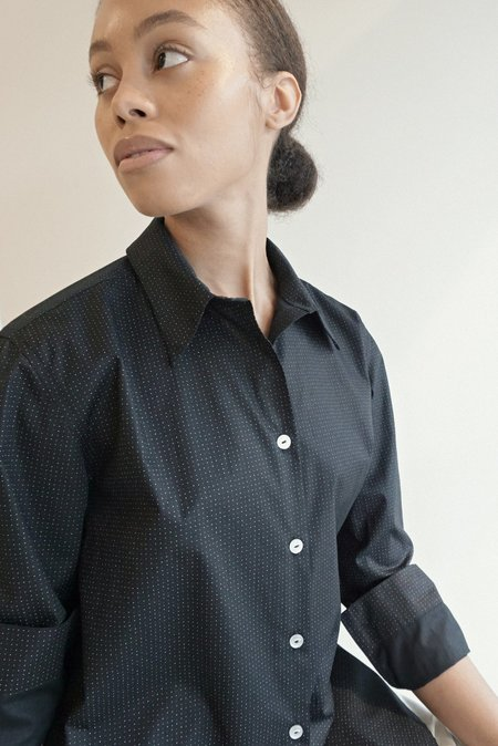 EWANIKA CHANCE SHIRT - BLACK