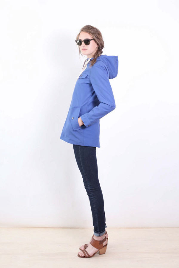 Bridge & Burn Warbler Blue Jacket