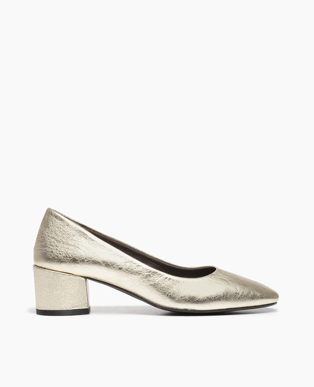 e60a2908dd3 Heels in Metallic from Indie Boutiques  Sale