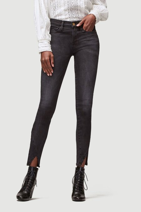 Frame Denim Le Skinny de Jeanne Jeans - Wheatley