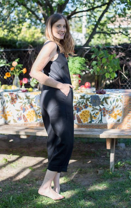 Birds of North America Tropicbird Jumpsuit - Black