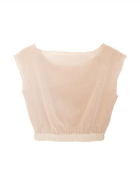 Petit Mioche bicolore blouse