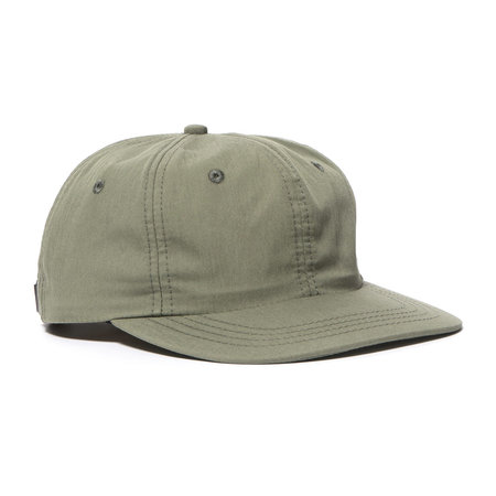 Maple Weathercloth Ball Cap - Olive