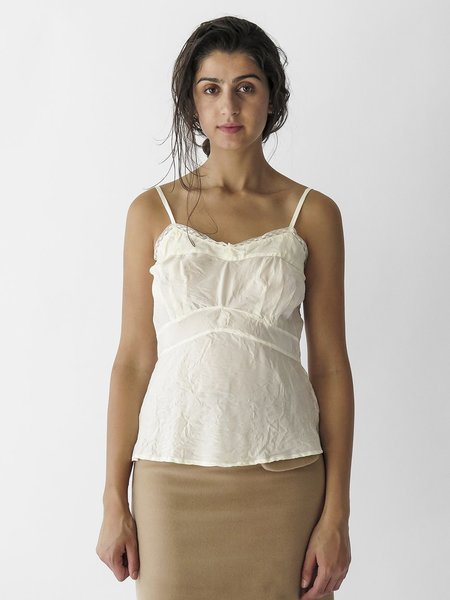Erica Tanov Local Production Signature Lolita Camisole