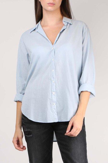 Xirena Beau Shirt - Bleu Smoke