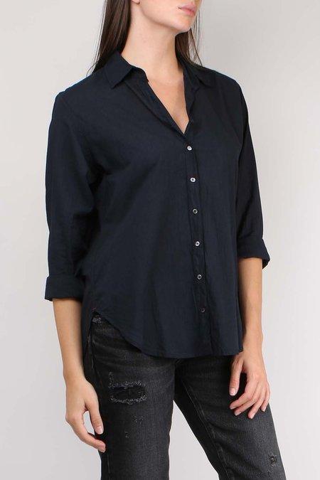 Xirena Beau Shirt - Midnight Blue