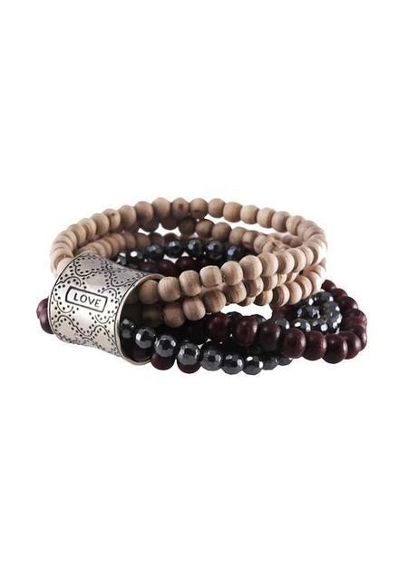 Shivaloka Love and Gratitude Bracelet