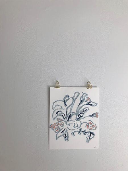 Rachel Schultz Studios Blomst