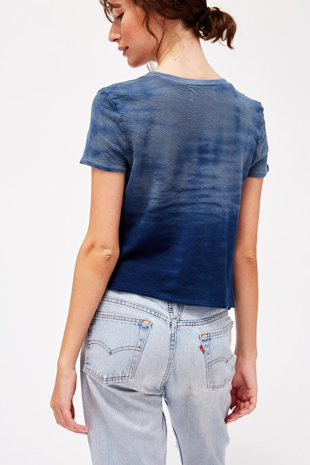 Lacausa Baby Tee - Eclipse Wash