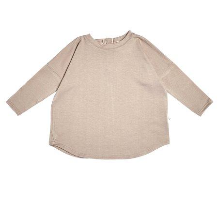 KIDS Bacabuche Wide Body Long Sleeve T-Shirt - Fawn