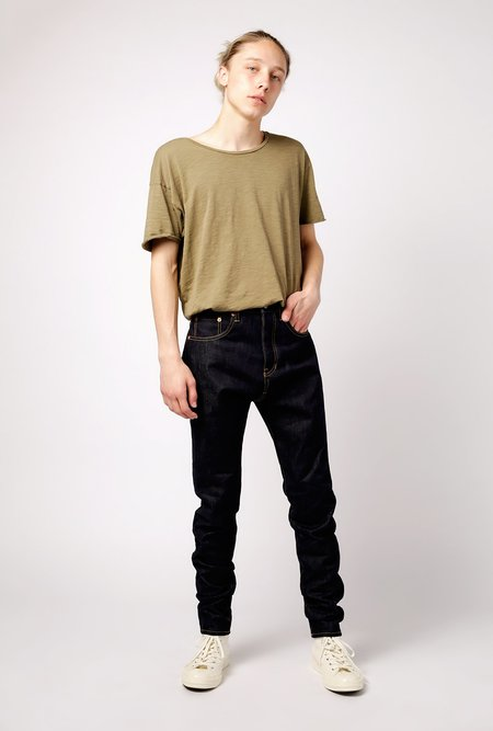 Purple P003 Relaxed Fit Jean - RAW INDIGO