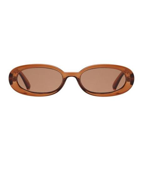 Le Specs Outta Love Sunglasses - Caramel