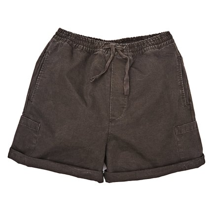 Unisex Westerlind Climbing Wide Shorts - Forest Green