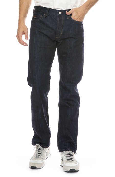 S.E.A. JEANS BY OUTERKNOWN Local Straight Fit - Indigo Selvedge