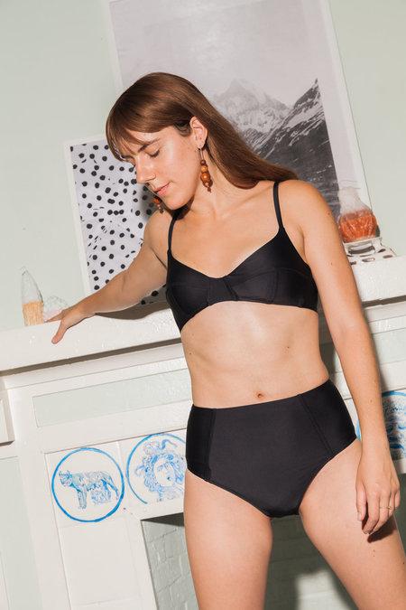 Galamaar Swimsuit Bottom - BLACK