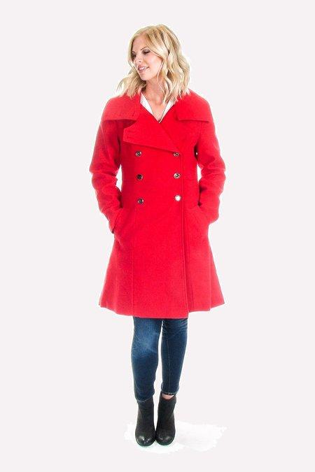Vaute Couture Belden Future Coat