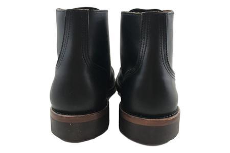 Thorogood Boots Dodgeville - Black CXL