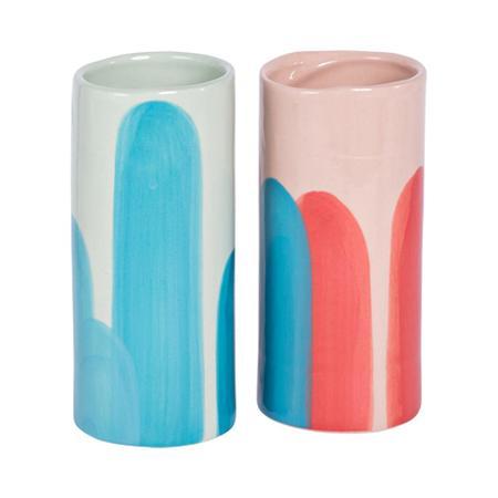 Kaz Morton Ceramics Coma Vase