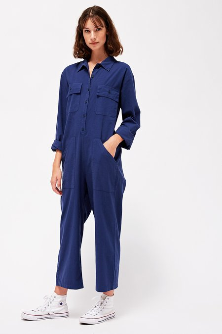 Lacausa Charlie Jumpsuit - Oxford