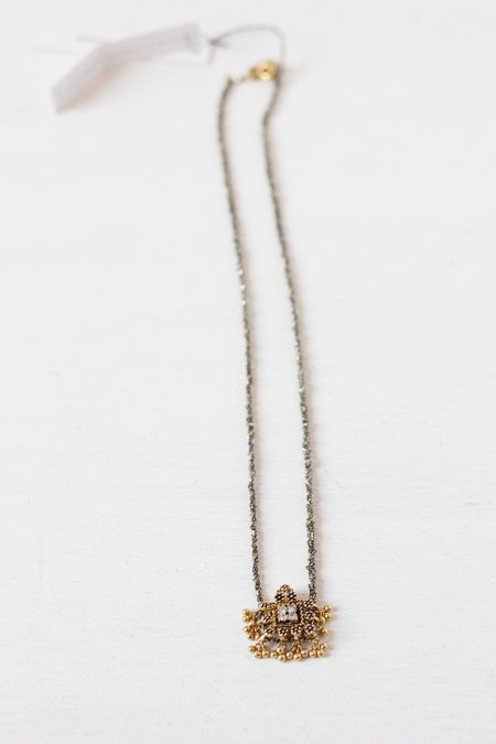 Marie Laure Chamorel MLS459 Necklace
