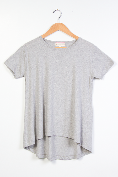 Indigenous Relaxed High-Low Tee