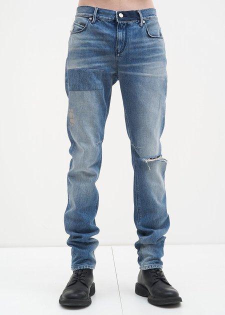 RtA Skinny Banner Jean - Blue