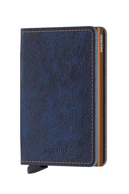 SECRID Slim Wallet - 5 Indigo Dip