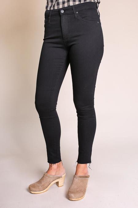 AG Jeans Farrah Ankle Jean - Black Ink