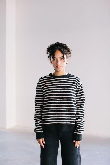 Line Sonia Sweater - Striped