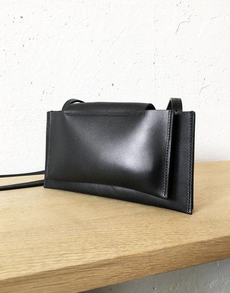 Sara Barner Mini Stack English Bridle Crossbody Bag