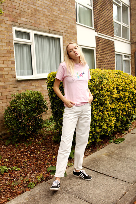 Blouse Slice of Heaven Charity T-shirt - Pink