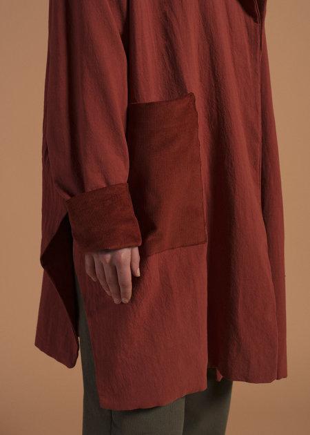 Sunja Link Fall Coat