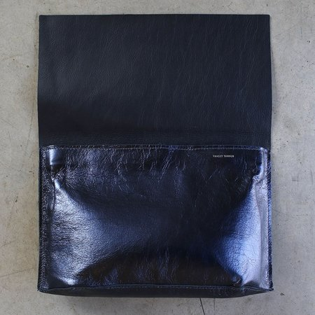 Tracey Tanner Carmen Clutch - Sapphire Ink