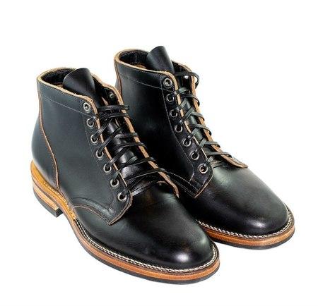 Viberg Service Boot CXL - BLACK