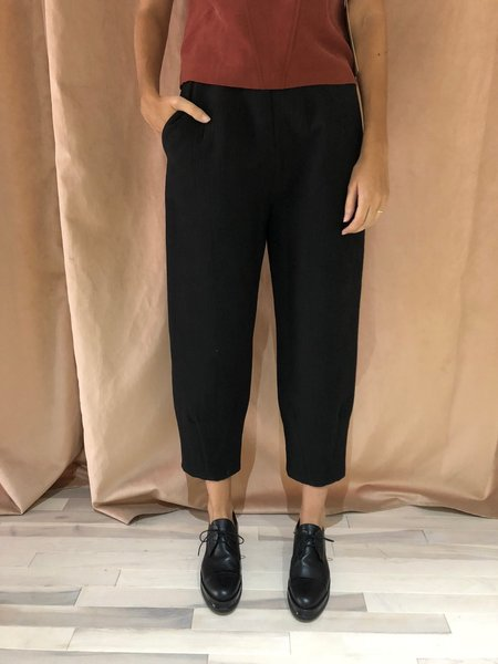 EVE GRAVEL FORGOTTEN ROOM PANT - BLACK