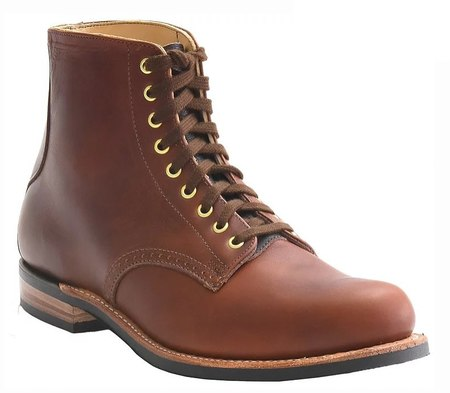 Canada West Shoes M6 Tumbled Moorby - PECAN