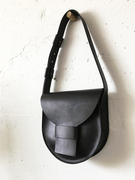 Sara Barner Large English Bridle Saddle Bag