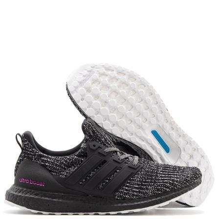 adidas Ultraboost - Core Black/Shock Pink