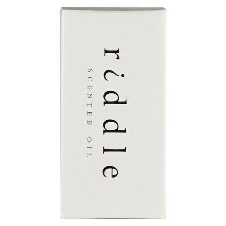 Riddle Oil Original Perfume Oil - .5oz