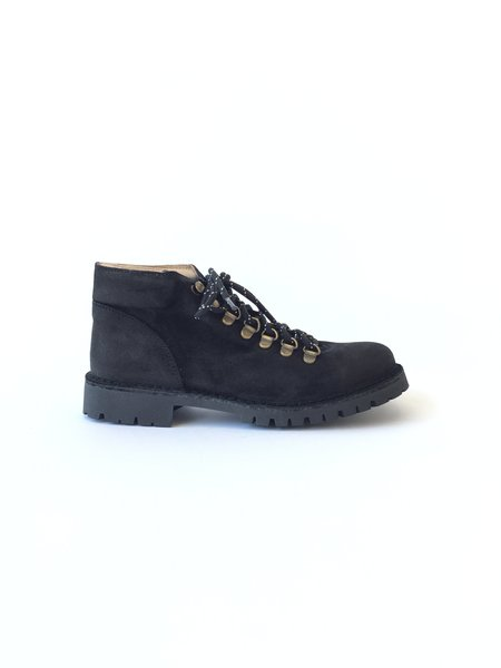 Vamp Shoes Jade Boots - Black