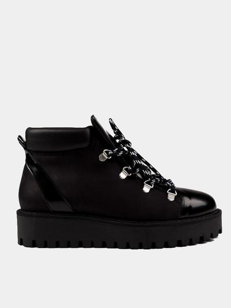 Ganni Alma Boots - Black
