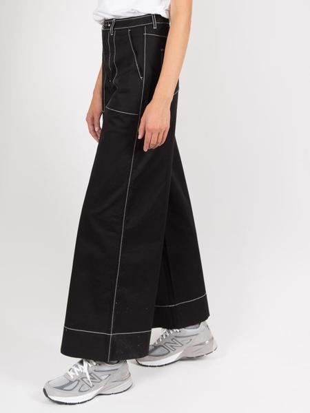 Ganni Hewson Pants - Black