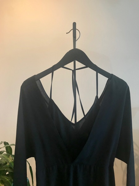 Oskar Alabaster Skies Dress